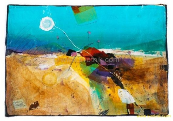 Giclee-Fine Art Digital Prints 40
